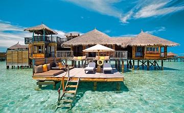 Resort romantici alle Maldive Le Maldive sono considerato una delle mete più romantiche del mondo, per una buona ragione.