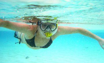 Qual'è la differenza fra goggling e snorkeling