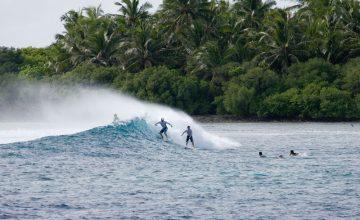 Surf alle Maldive
